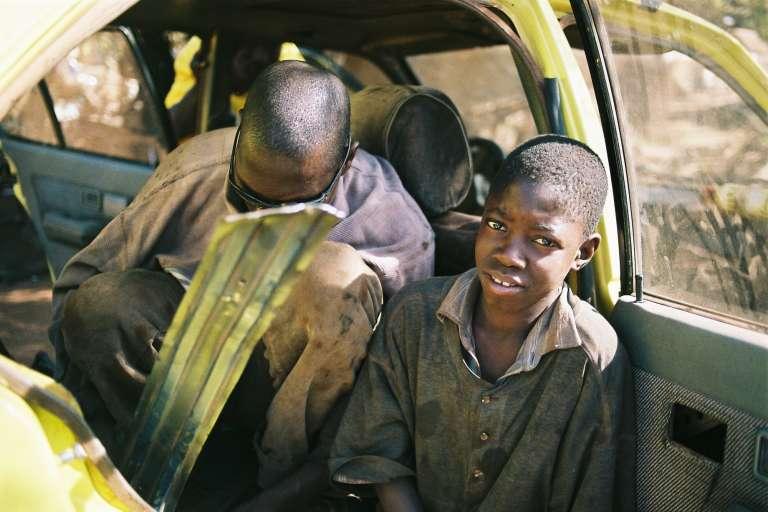 Dans le quartier des mécanos, à Bamako.