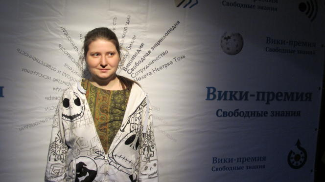 Malgré les revers, Alexandra Elbakyan peut compter sur des fidèles dans le monde entier.