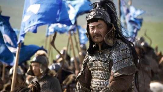 Gengis Khan. Reconstitution.