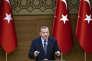 Le président turc, Recep Tayyip Erdogan, le 14 décembre 2016 à Ankara.