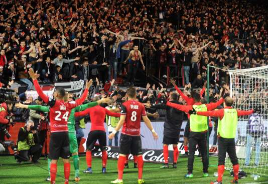 Guingamp a remporté une belle victoire devant son public.