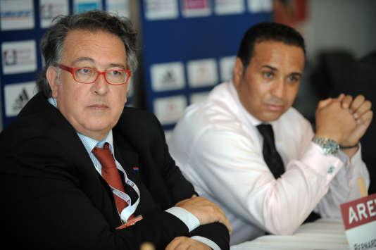 Bernard Amsalem n'est plus président de la Fédération française d'athlétisme. Le DTN Ghani Yalouz est encore en poste pour quelques mois.
