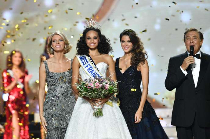 Miss France 2017, Alicia Aylies.