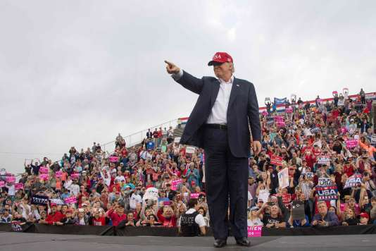 Discours de Trump le 17 décembre en Alabama.