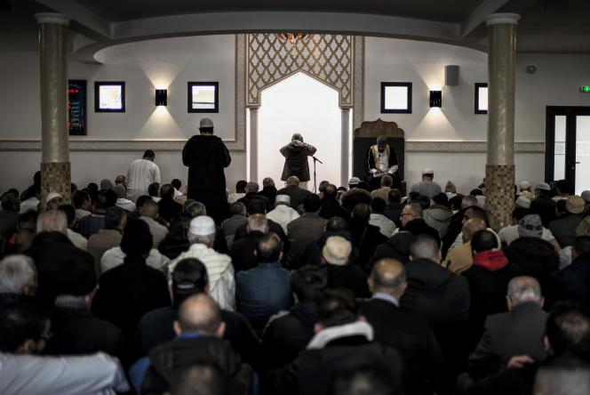 La mosquée,