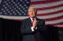 Donald Trump, le 15 novembre à Hershey en Pennsylvanie.
