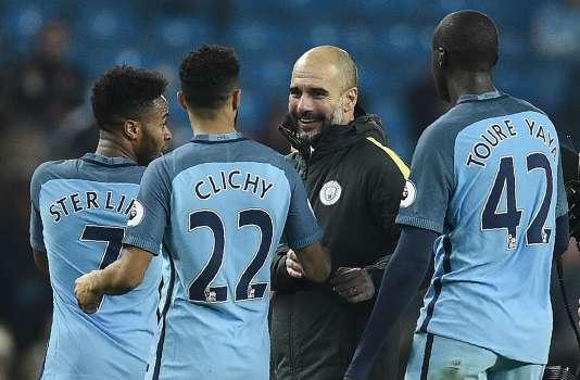 Pep Guardiola et ses hommes remontent à la deuxième place de Premier League.