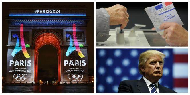 L'attribution des JO 2024, les élections présidentielles françaises et l'investiture de Donald Trump vont notamment marquer 2017.