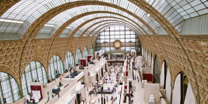 Le musé d'Orsay, à Paris accueille «plus de 150 000 élèves chaque année, de tous horizons».
