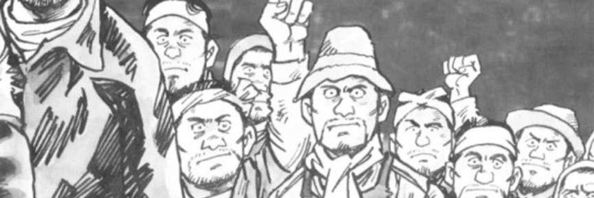 «Le Bateau-Usine» raconte la rébellion d'ouvriers pêcheurs.