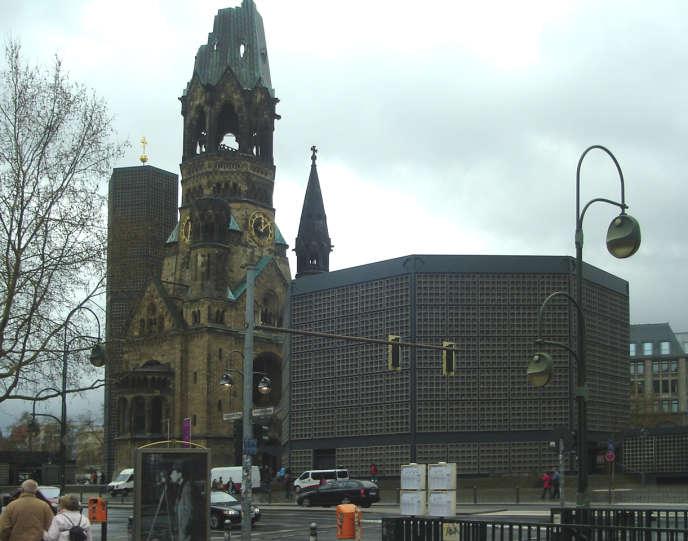 Connue dans le monde entier pour son clocher brisé, cette église est l'emblème du Berlin meurtri. (CC by 2.0)