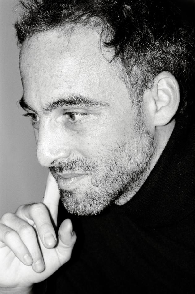 Raphaël Glucksmann,le 1er décembre à Paris.
