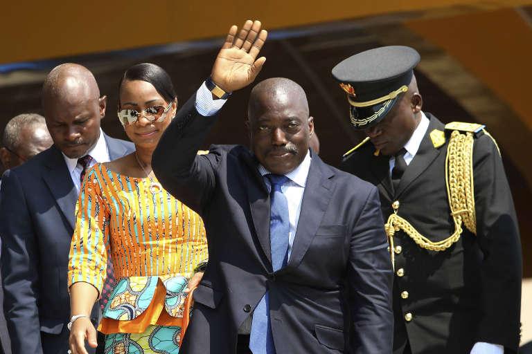 Le président de la République démocratique du Congo, Jospeh Kabila, le 30 juin 2016.