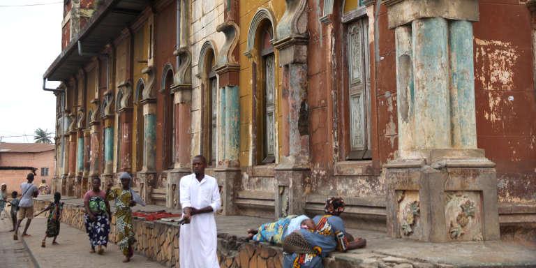 La grande mosquée de Porto Novo, au Bénin, fait partie des nombreux sites historiques nécessitant d'être restaurés.