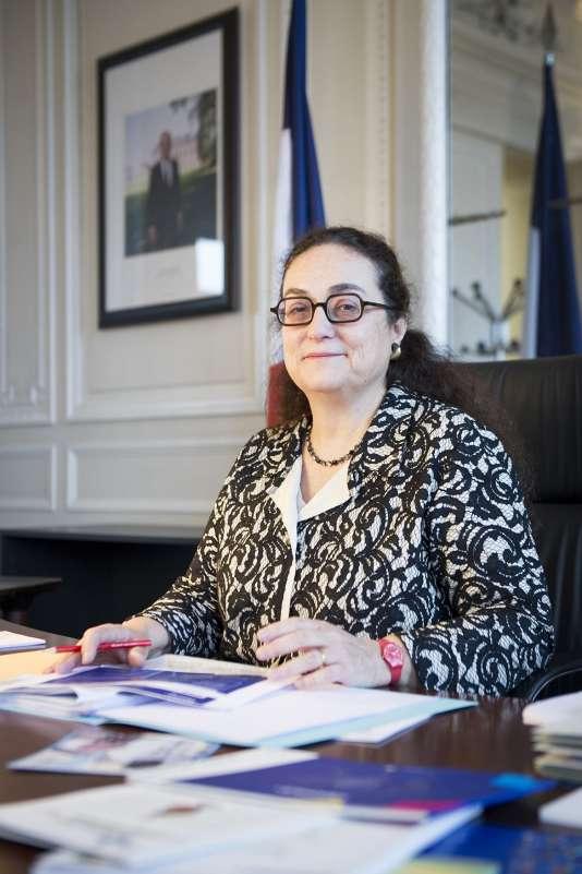 Laure Coudret-Laut.