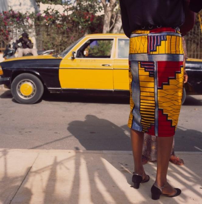 Mimi Cherono Ng'ok série No One But You (Dakar), impression jet d'encre, 120 x 120 cm Édition 1/6 + 2 EA Collection particulière