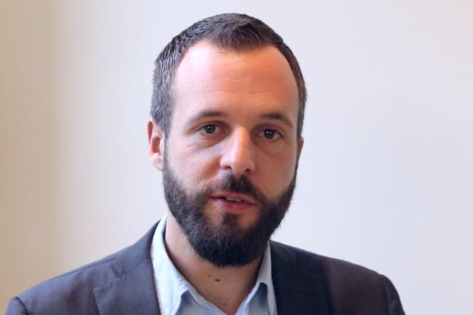 Damien Philippot, frère du vice-président du FN, rejoint l'équipe de campagne de Marine Le Pen.