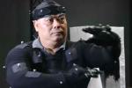 Wong Yiu-Kau pratique le kung-fu, recouvert de capteurs.