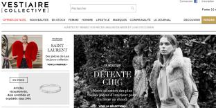 «400 000 articles sont disponibles sur le catalogue en ligne de Vestiaire Collective ».