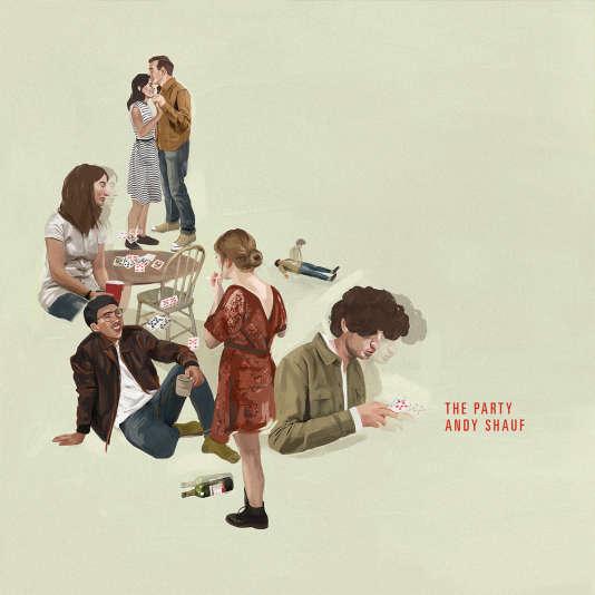 Pochette de « The Party», d'Andy Shauf.