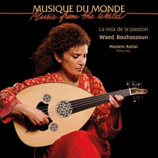 Pochette de «La Voix de la passion», de Waed Bouhassoun.