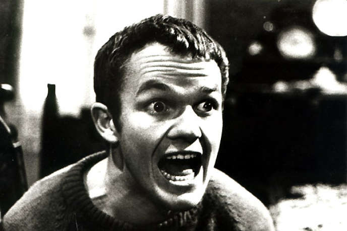 Lou Castel dans «Les Poings dans les poches», de Marco Bellocchio (1965).