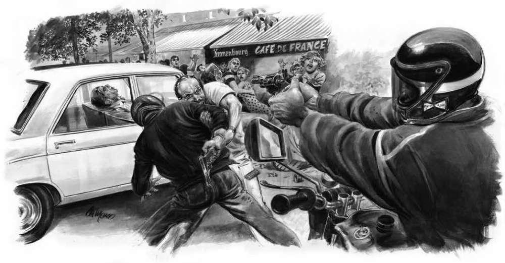 Vendetta en Corse (1996)