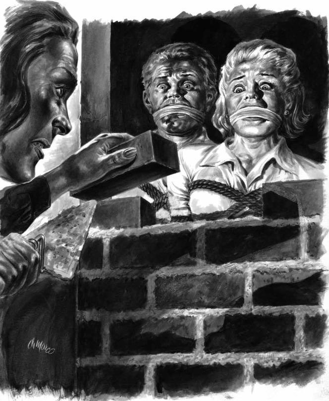 « Emmurée vivante avec son amant» 1979