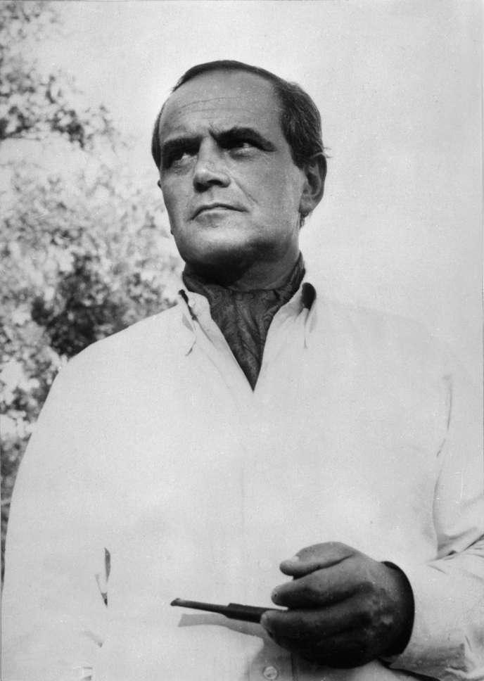 Michel Déon, dans les années 1970.