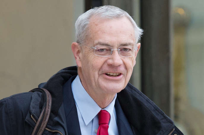 Jean-Louis Bianco, président de l'Observatoire de la laïcité, en 2013.