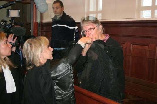 Procès Jacqueline Sauvage cour d'appel d'assises de Blois [Philippe Renaud | REPUBLIQUE DU CENTRE]