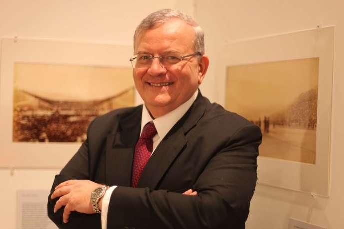 Kyriakos Amiridis aété ambassadeur en Libye avant d'être nommé au Brésil en 2016.