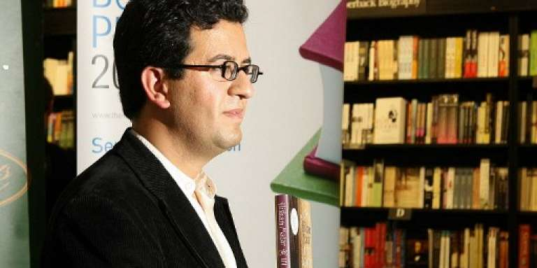 L'écrivain libyen Hisham Matar, à Londres, en octobre 2006.