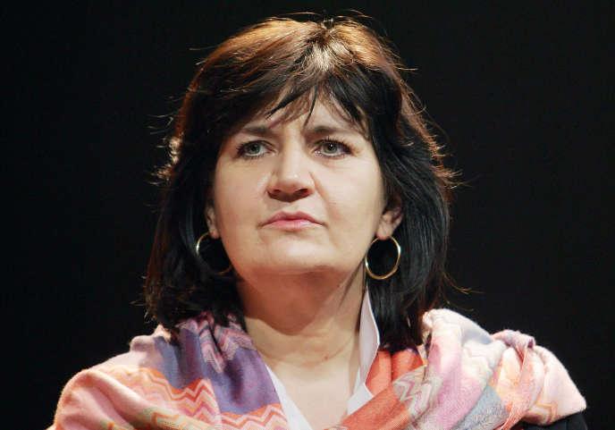 Le 7 décembre 2006, Danièle Karniewicz, l'ancienne présidente de la Caisse nationale d'assurance vieillesse.