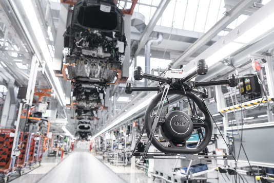 Image result for L'importance de l'industrie automobile allemande