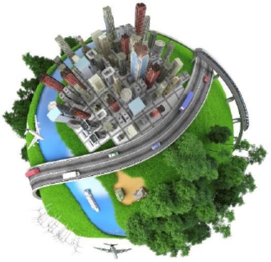 Une vision d'intelligence urbaine grâce à l'Internet des objets.