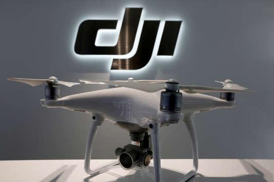 Un drone DJI.