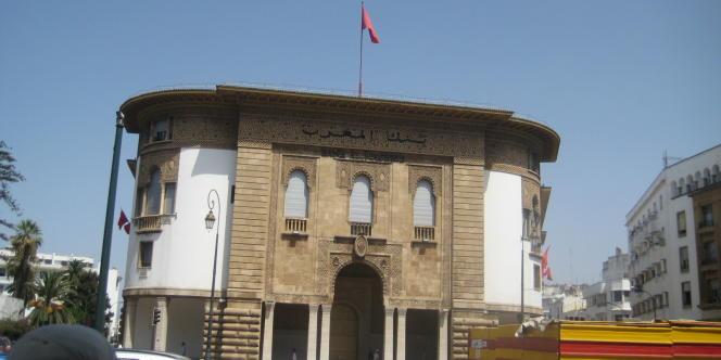 La Banque centrale du Maroc Al-Maghrib (BKAM).