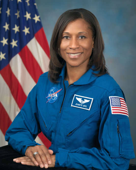 L'astronaute de la NASA Jeanette Epps en 2009.