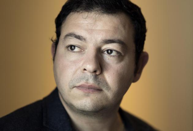 Ahmed Akkari s'est installé au Groenland en 2008 pour échapper à l'affaire. Ici à Copenhague en septembre 2016.