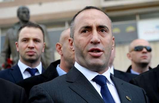 Ramush Haradinaj, en 2012.