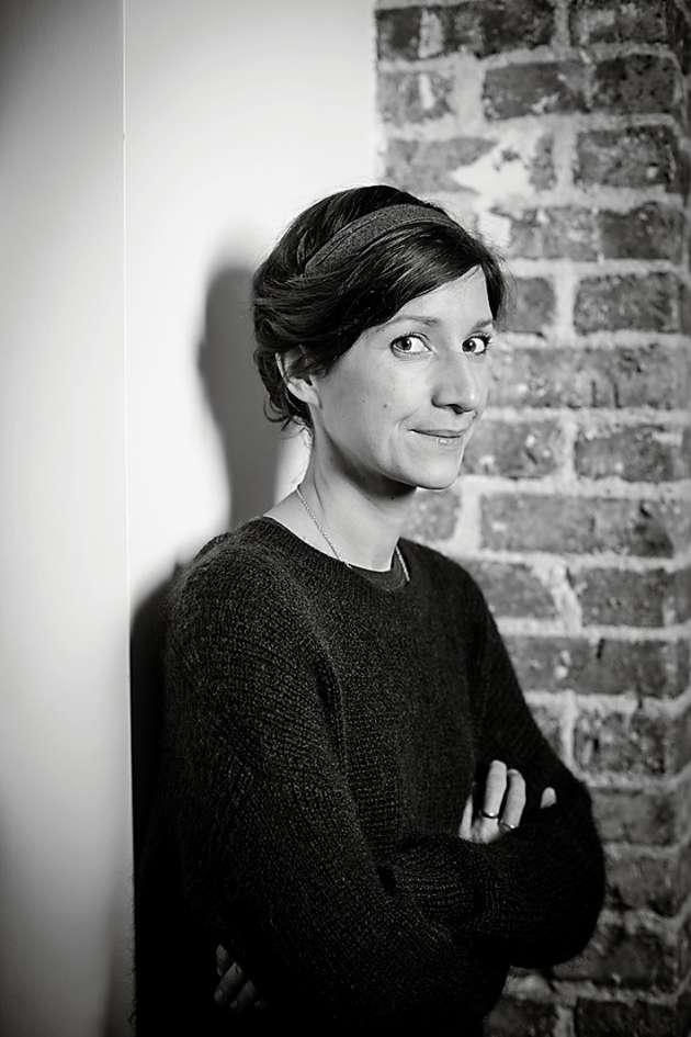 L'auteure et journaliste Marie Cochard.