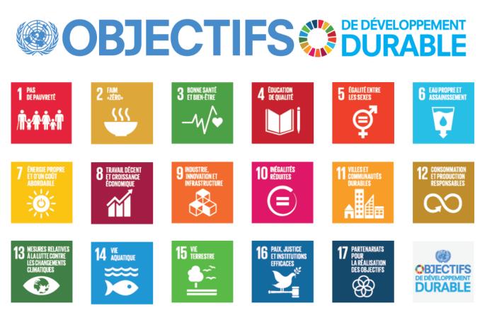 « L'un des 17 Objectifs de développement durable (ODD) adoptés en 2015 par les Nations unies porte sur la réduction des inégalités économiques». (Photo : capture d'écran du site des nations unies).