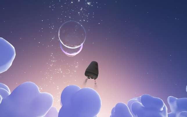 Sauter dans « Astroneer» d'une planète à l'autre donne le vertige.