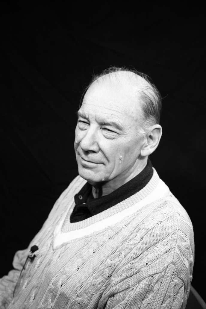 Pierre Chuvin, le 17 novembre 2010.