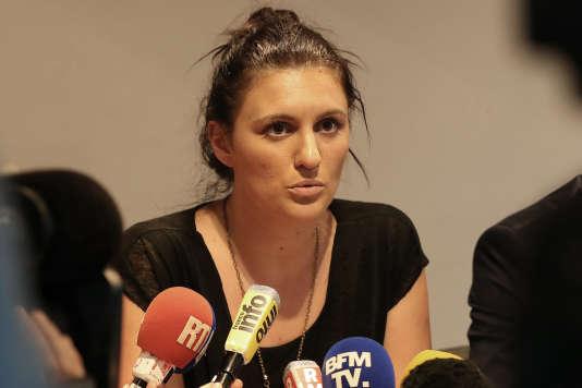 L'avocat de Sandra Bertin a annoncé vouloir déposer une nouvelle plainte.