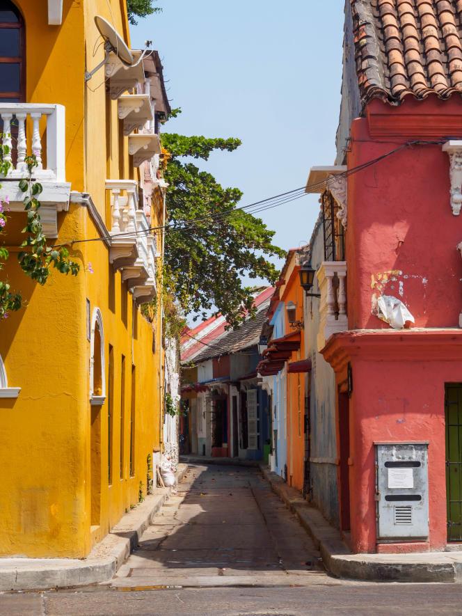 La Colombie est le plus beau des pays d'Amérique latine.