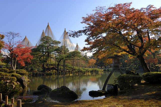 Kanazawa et ses magnifiques jardins.