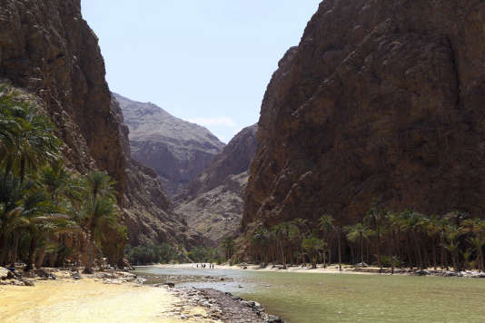 In the sultanate of Oman, nature is fiercely preserved.