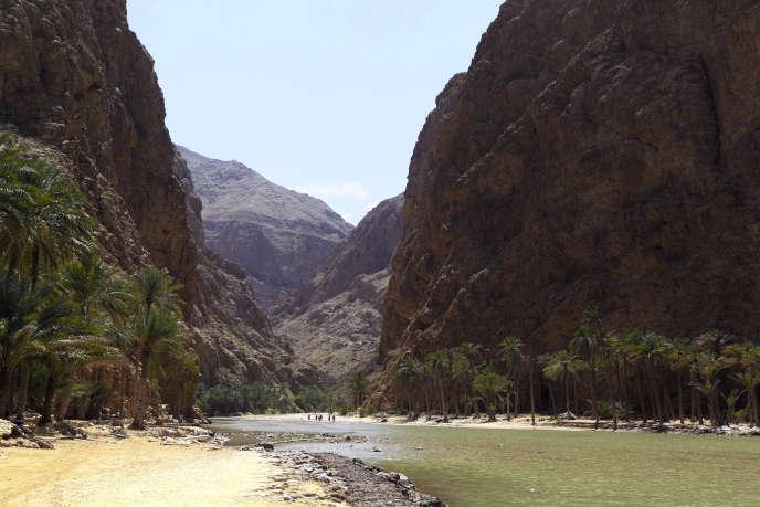 Au sultanat d'Oman, la nature est farouchement préservée.